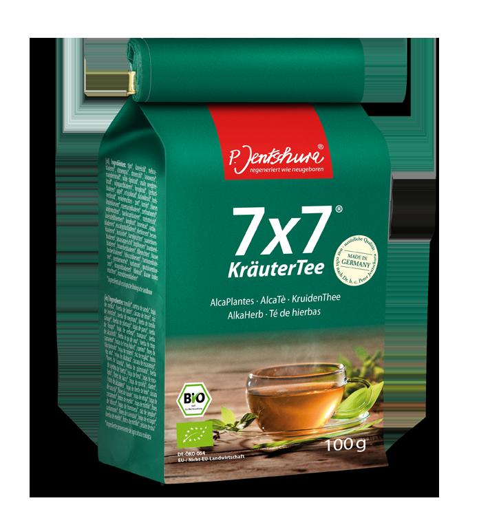 Jentschura 7x7® KräuterTee