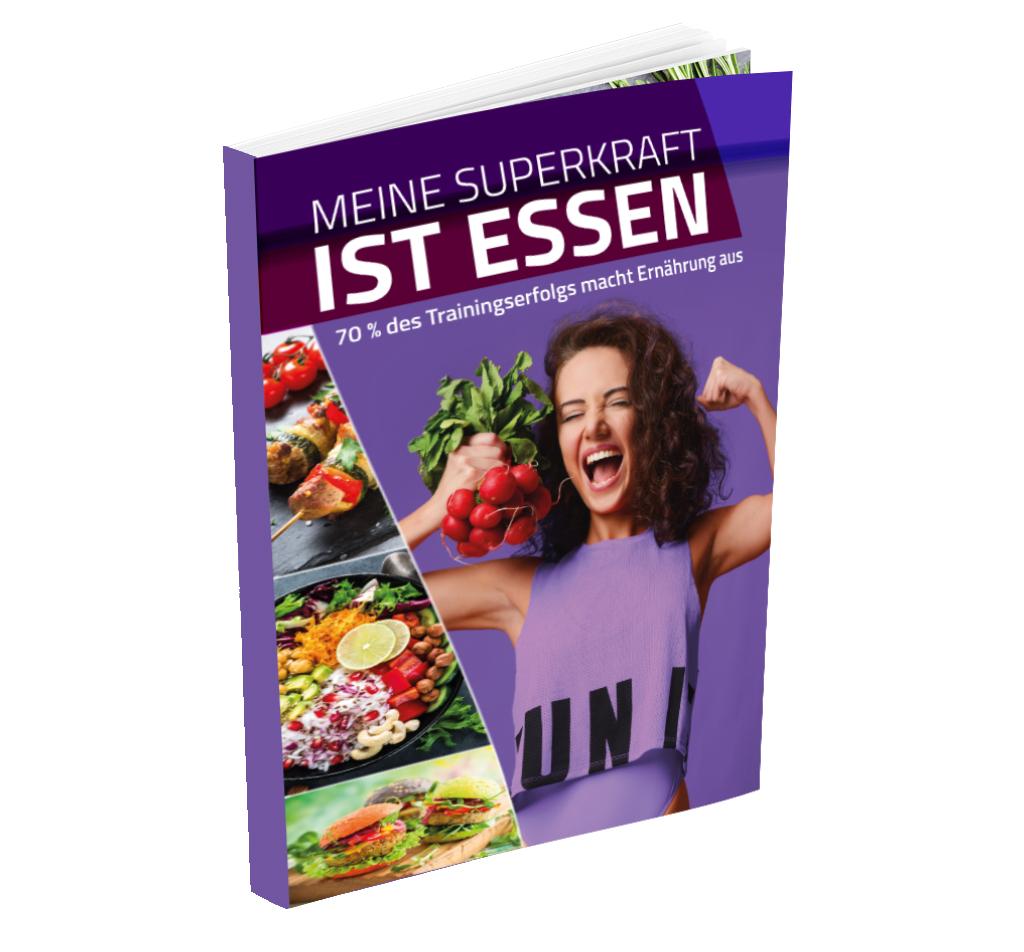 """Ratgeber """"Meine Superkraft ist Essen"""""""